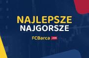 Elche - Barcelona: najlepsze, najgorsze wg FCBarca.com