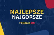 Valladolid - Barcelona: najlepsze, najgorsze wg FCBarca.com