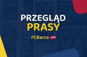 Poranny przegląd prasy FCBarca.com