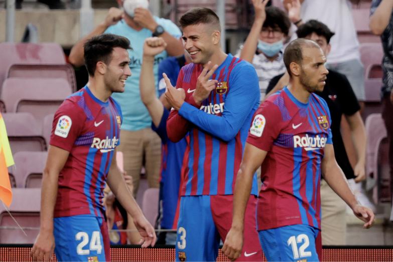 Efektowna Barcelona z kompletem punktów na inaugurację