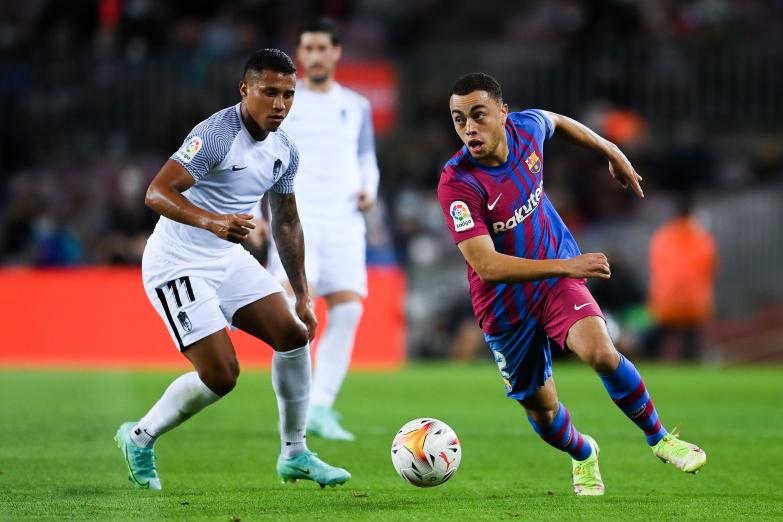 Araujo ratuje remis w meczu z Granadą