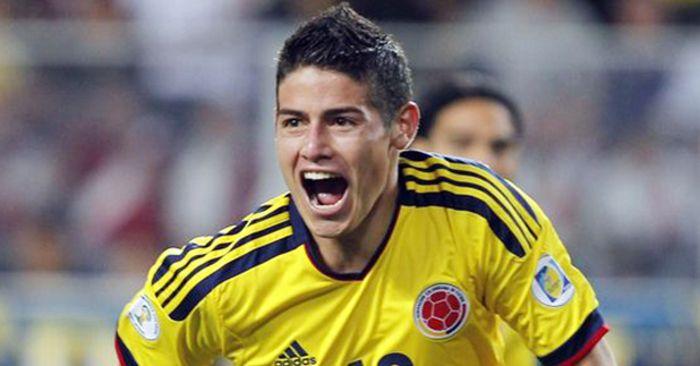 James Rodríguez Zawsze Staram Się Naśladować Messiego