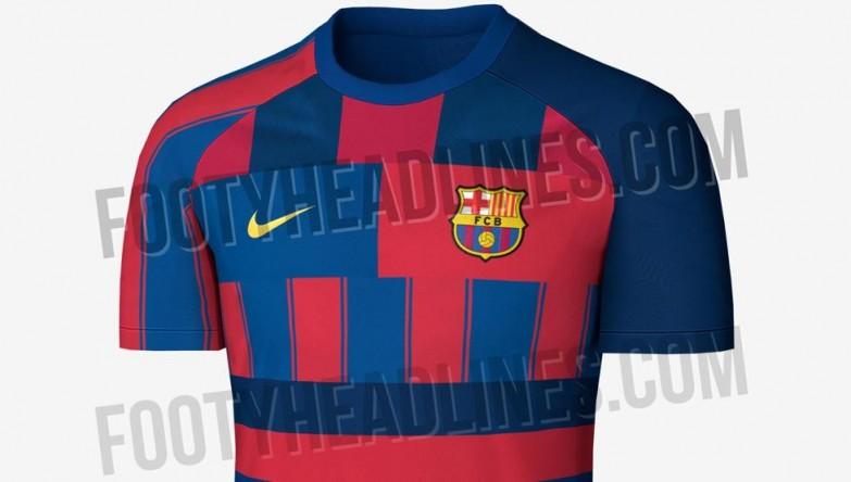 1105ba652 Footy Headlines publikuje możliwy wygląd limitowanej edycji koszulek FC  Barcelony › FCBarca.com