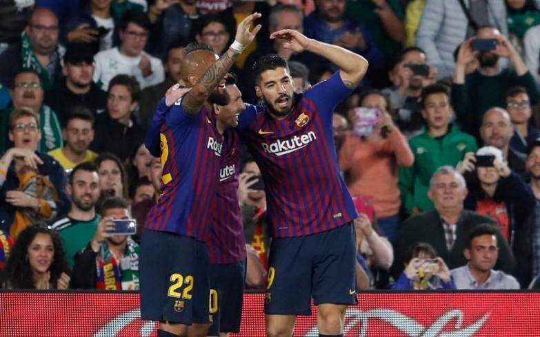 Udany rewanż na Realu Betis po wspaniałym hat-tricku Leo Messiego