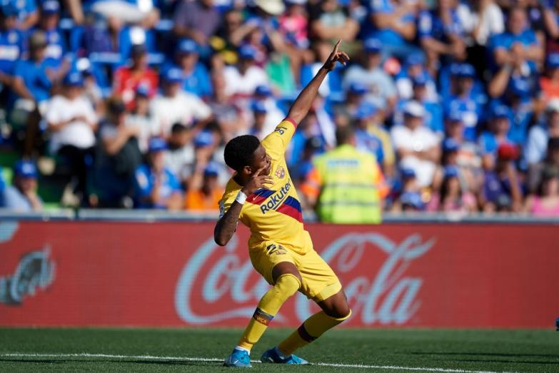 Maszyna Ernesto Valverde zdobywa pierwszy wyjazdowy komplet punktów w lidze