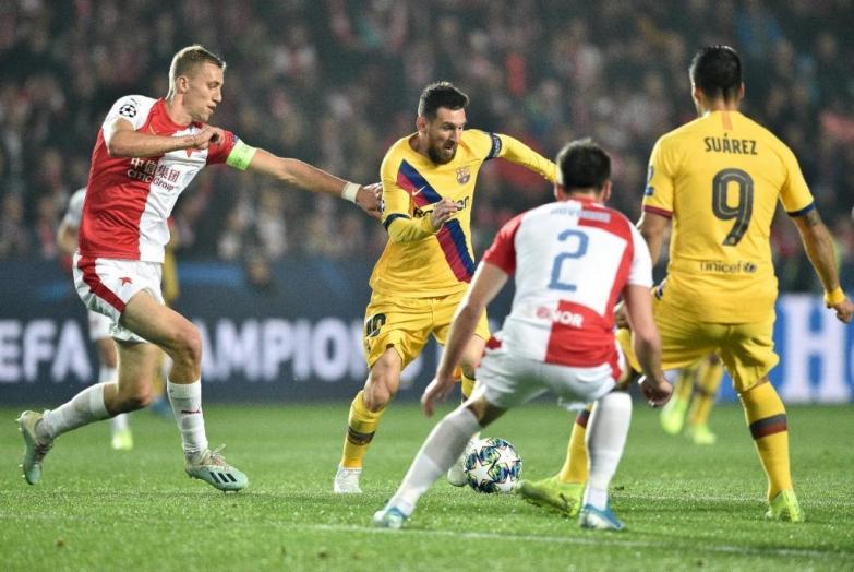 Cierpień Barcelony ciąg dalszy