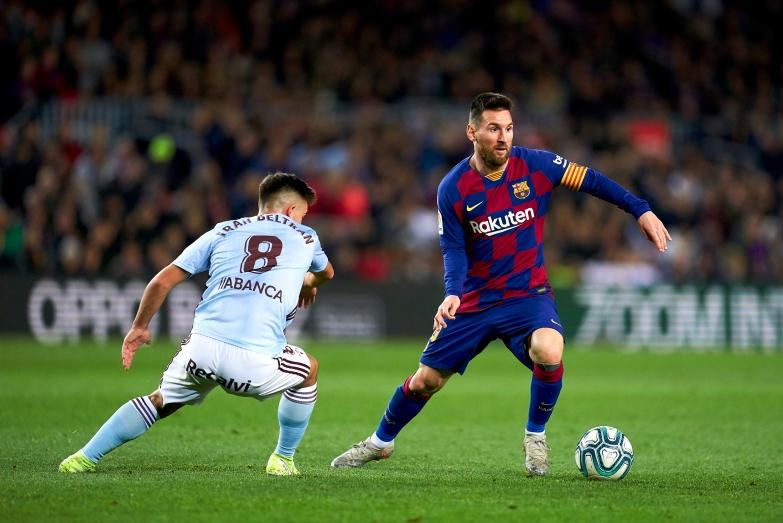 Na kłopoty Leo Messi