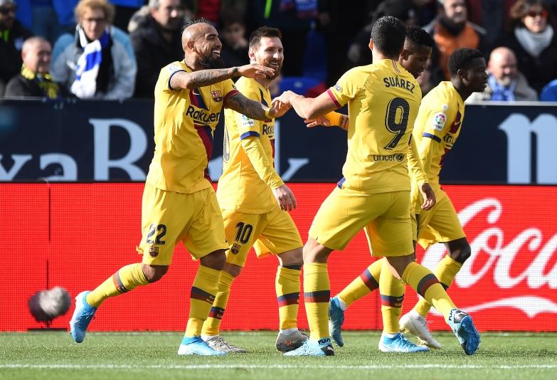 Wymęczone zwycięstwo w Leganés