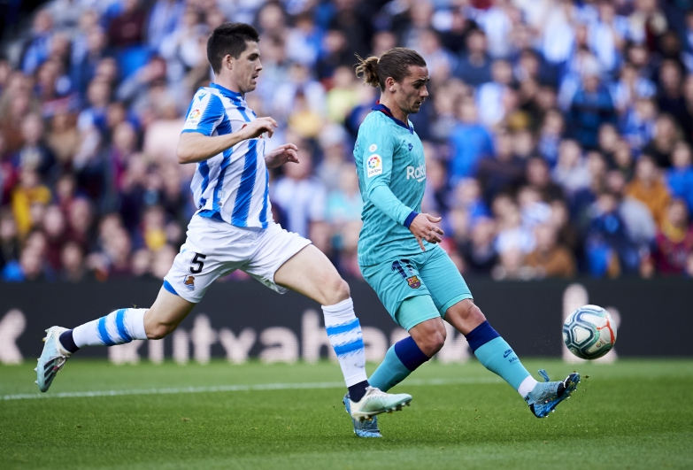 Barça znów gubi punkty na Anoeta