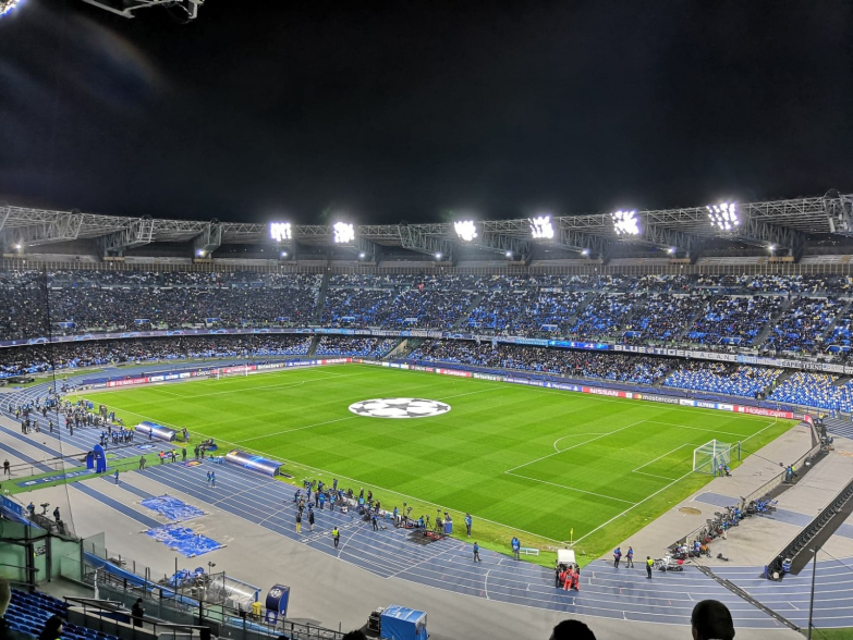 FCBarca.com w Neapolu: Remis na San Paolo