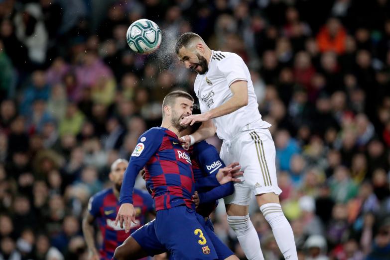 Real lepszy w El Clásico, Barça traci pozycję lidera