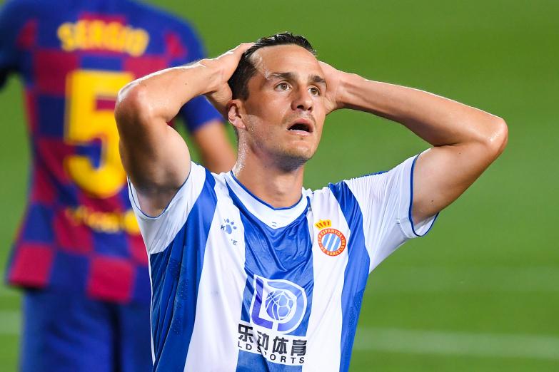 Barcelona ucieka spod topora, Espanyol spada do Segunda po 27 latach