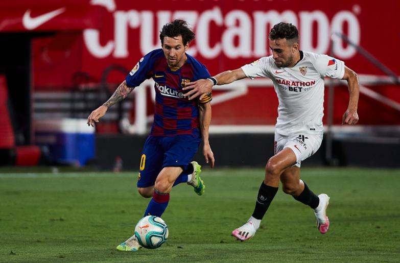 Podział punktów na Camp Nou