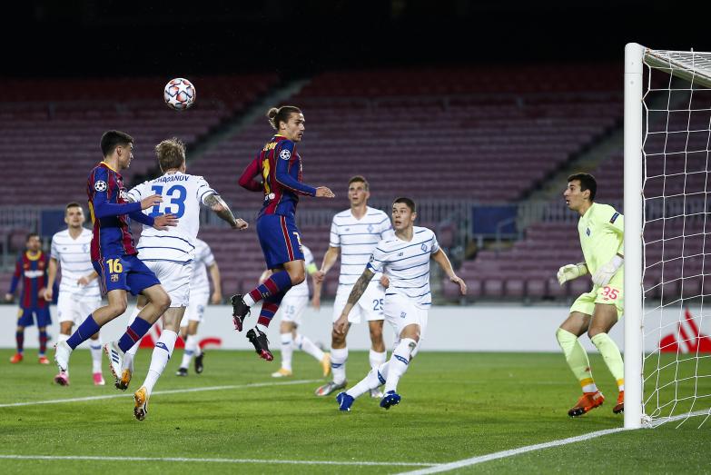 Zmiennicy nie zawiedli; Barcelona w 1/8 finału Ligi Mistrzów