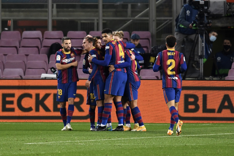 Skromna wygrana z Levante, bramka Leo Messiego
