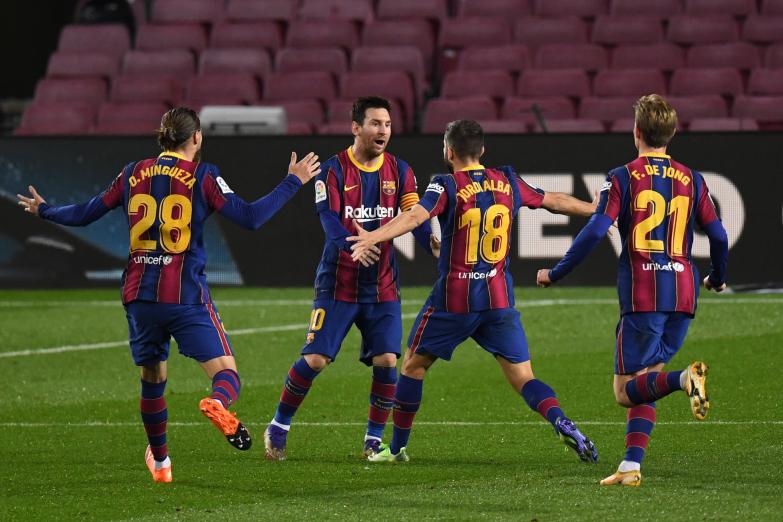 Ważne trzy punkty dla Barcelony, lider z San Sebastián pokonany