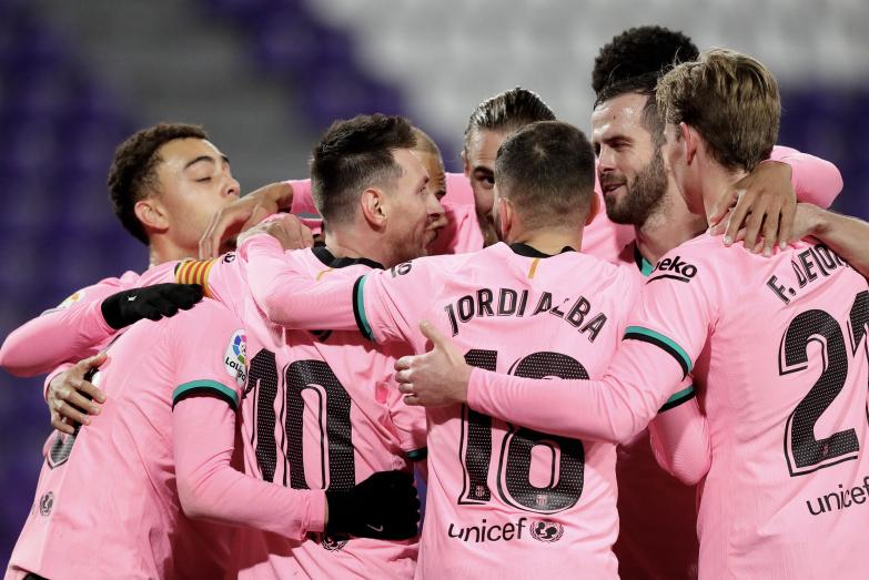 Pewne zwycięstwo Barcelony