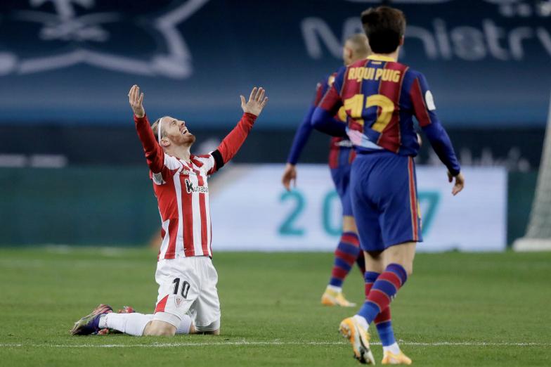 Superpuchar Hiszpanii dla Athleticu