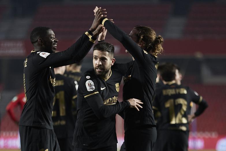Barça w półfinale Pucharu Króla. Granada rozbita w dogrywce!