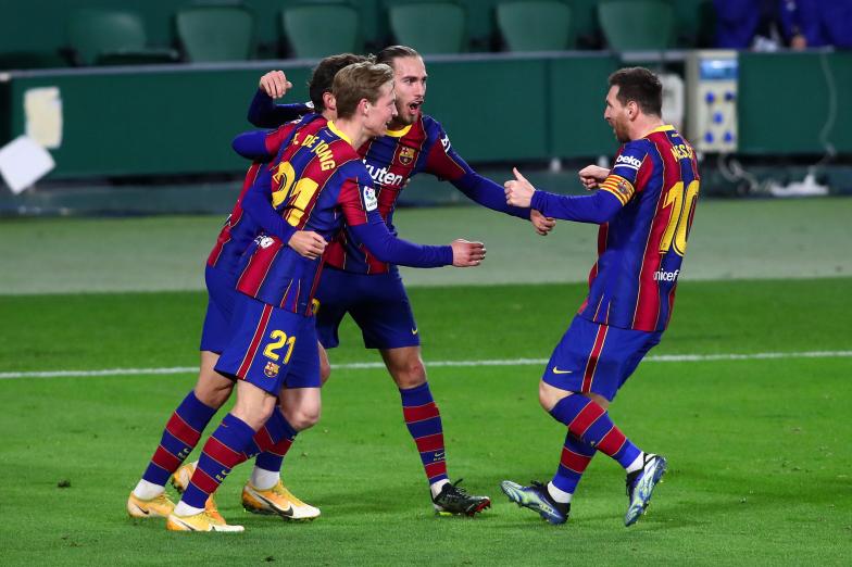 Kolejna remontada, trzy punkty dla Barcelony!