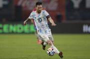 Leo Messi: Moim największym marzeniem jest zdobycie trofeum z reprezentacją