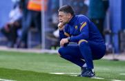 Sport: Piłkarzom pierwszego zespołu nie spodobało się zwolnienie Álexa Garcíi i Garcíi Pimienty