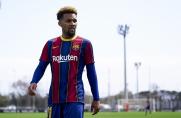 Sport: Negocjacje Barcelony z Marsylią ws. Konrada de la Fuente utknęły w martwym punkcie