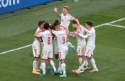 Świetny mecz i awans Danii