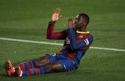Mundo Deportivo:Dembélé jeszcze przed kontuzją skłaniał się ku przedłużeniu umowy z Barceloną