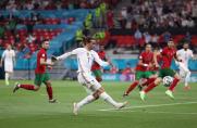 Emocjonujący finał fazy grupowej, Francja zremisowała z Portugalią