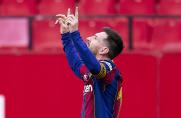 Messi obchodzi 34. urodziny na sześć dni przed zakończeniem kontraktu z Barceloną