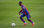 Mundo Deportivo: W Barcelonie pojawił się optymizm ws. przedłużenia kontraktu Dembélé