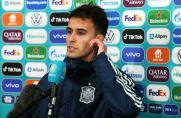 Éric García: Wystarczy, że wpadnie jeden strzał, jeśli dzięki temu wygramy