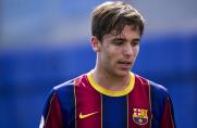 Mundo Deportivo: Czterech młodych piłkarzy szczególnie zaskoczyło Koemana w trakcie presezonu