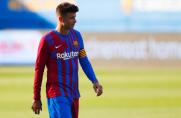 Gerard Piqué: Czekamy, aż Leo Messi podpisze kontrakt i wróci do drużyny