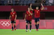 Szalony mecz Hiszpanii z Wybrzeżem Kości Słoniowej, Oscar Mingueza ponownie zszedł z urazem