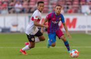 Mundo Deportivo: Sergiño Dest potwierdza, że może zastępować Jordiego Albę na lewej obronie