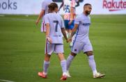 Mundo Deportivo: Coraz lepsza współpraca pomiędzy Memphisem i Griezmannem