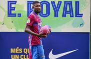 Emerson zaprezentowany w roli nowego piłkarza Barcelony