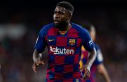 Sport: Umtiti nie zdołał przekonać do siebie sztabu szkoleniowego i będzie musiał odejść z Barcelony