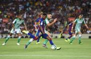Media: Jorge Mendes negocjuje z Barceloną przyszłość Ansu Fatiego