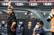 Mundo Deportivo: Sergio Agüero w ciągu miesiąca wróci do treningów z drużyną