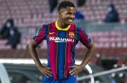 Media: Ansu Fati wraca do gry na ratunek Barcelonie