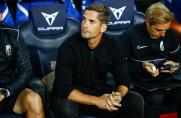Robert Moreno: Kiedy Barça do mnie zadzwoni, przyjdę na kolanach