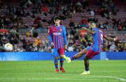 Barcelona wykonała w meczu z Granadą aż 54 dośrodkowania