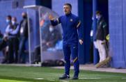 García Pimienta krytykuje grę Barcelony Ronalda Koemana