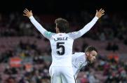 Luis Milla: W meczu z Barceloną straciliśmy dwa punkty