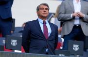 Joan Laporta: Przyszłość Ronalda Koemana nie zależy od dzisiejszego meczu
