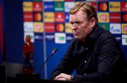 Ronald Koeman: Ansu Fati może jutro rozegrać maksymalnie 15 minut