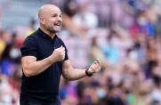 Paco López: Ze względu na futbol cieszymy się, że wracają gracze o takich umiejętnościach jak Ansu Fati